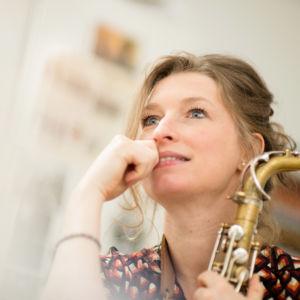 Nicole Johänntgen. Photo: Daniel Bernet