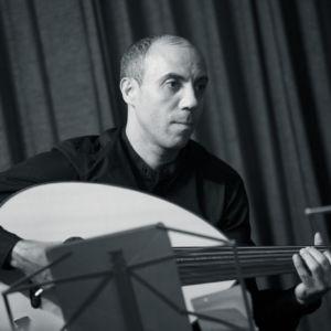 Nehad El Sayed - Nicole Johänntgen Quartett - Lebewohlfabrik, Zürich. Photo: Daniel Bernet