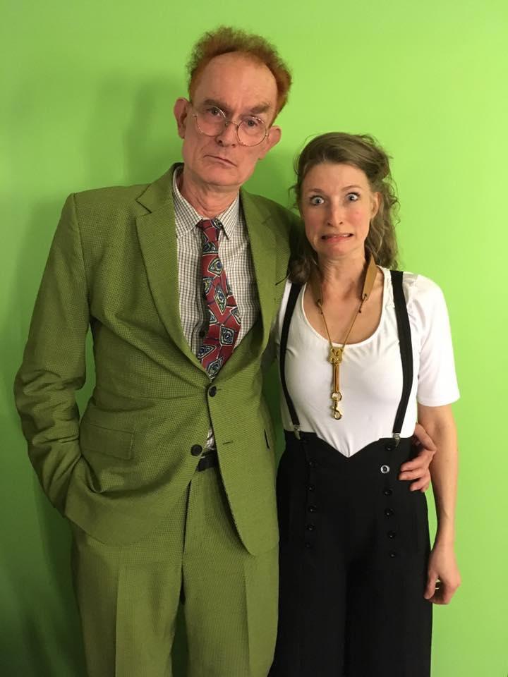 Piet Klocke & Nicole Johänntgen