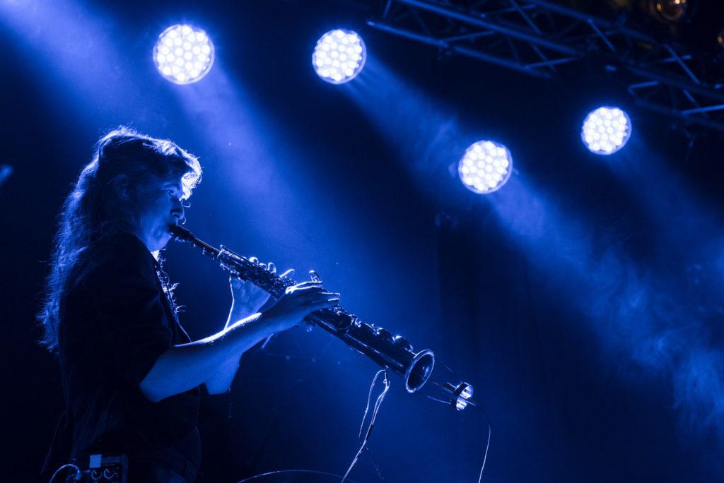 Nicole Johänntgen - Nicole Jo - Mindelheimer Jazztage, Dampfsäg, Sontheim. Photo: Daniel Bernet