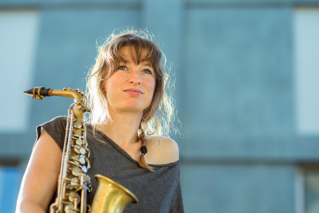 Nicole Johänntgen - Saxophone