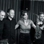 Nicole Johänntgen Quartett - Lebewohlfabrik, Zürich. Photo: Daniel Bernet