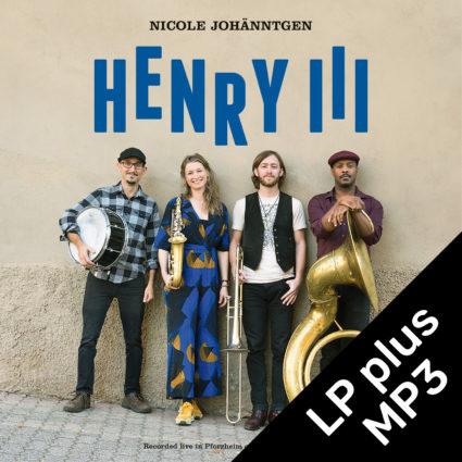 Nicole Johänntgen - Henry III - Vinyl